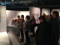 kundige Führung durch die Ausstellung
